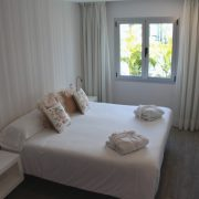 Suite's bedroom - Seven Hotels & Wellness