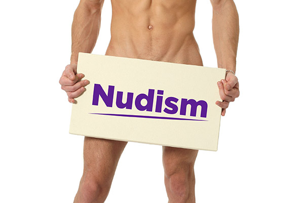 Nudist area